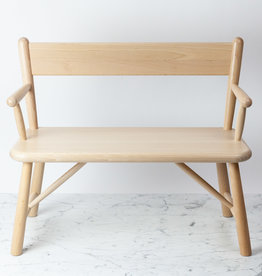 FDB Mobler FDB Mobler Children's Bench - Natural Beech