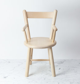 FDB Mobler FDB Mobler Children's Chair - Natural Beech