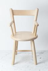 FDB Mobler FDB Mobler Children's Chair - Natural Beech
