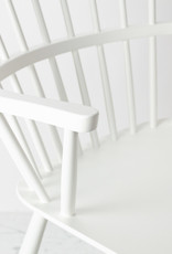FDB Mobler FDB Mobler Rocking Chair - White Beech