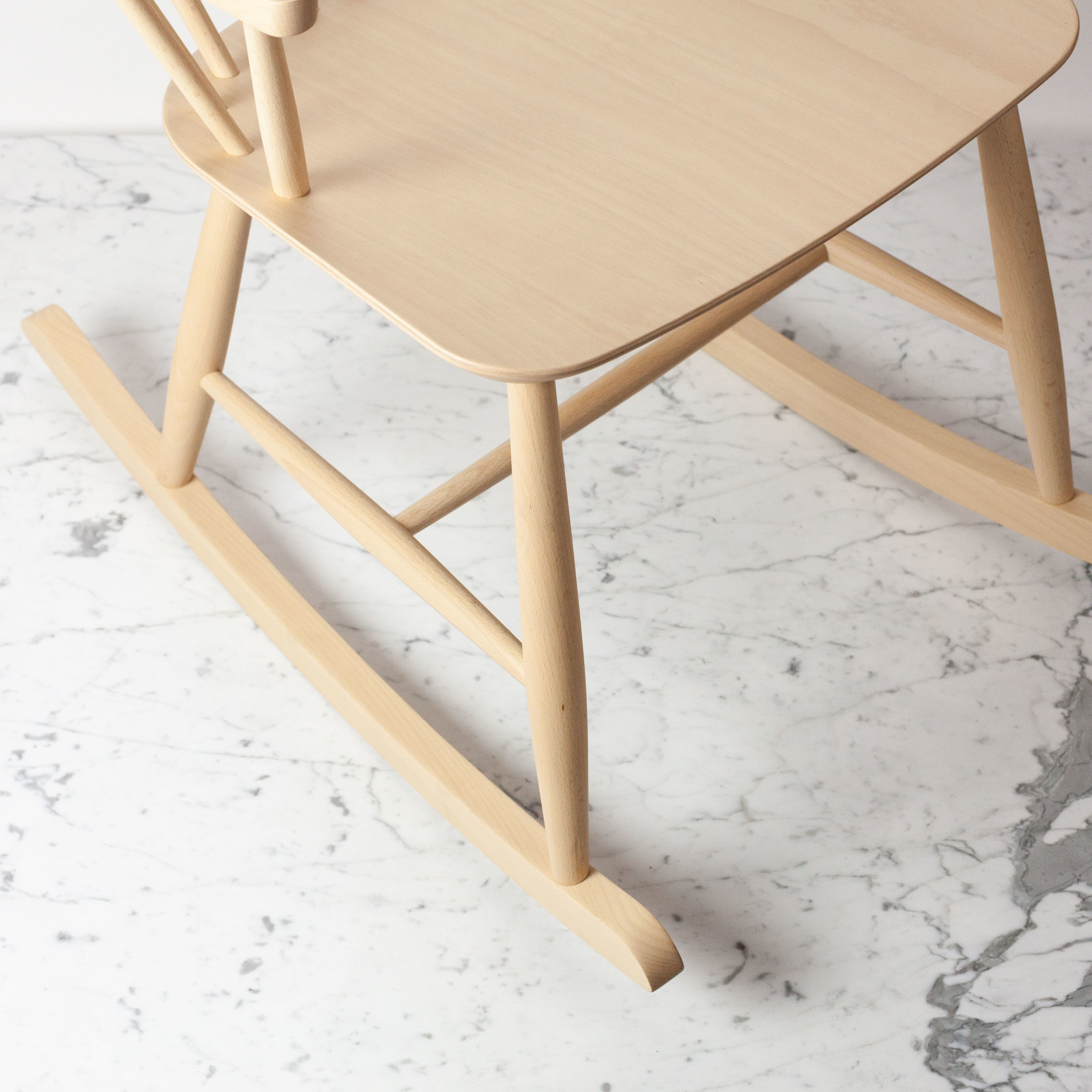 FDB Mobler FDB Mobler Rocking Chair - Beech