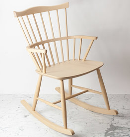 FDB Mobler FDB Mobler Rocking Chair - Beech