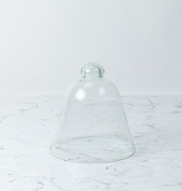 La Soufflerie Hand Blown Straight Sided Glass Cloche