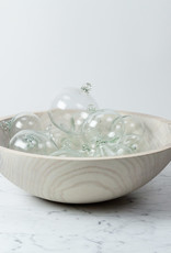 La Soufflerie Hand Blown Glass Boule Ornament - Medium