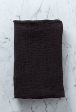 Cats and Boys Gauze Cotton Swaddle - Cocoa Brown