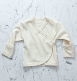 Japanese Organic Cotton Baby Cardigan
