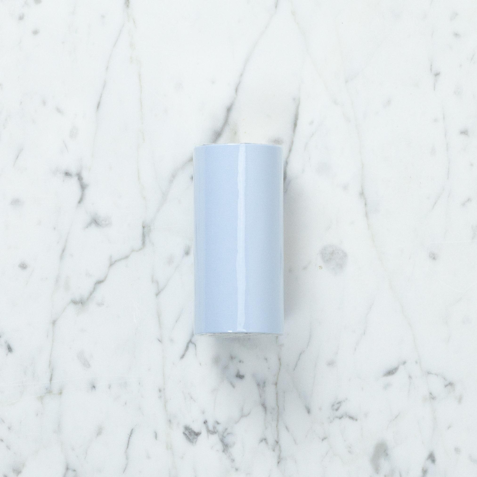 "Wide Washi Tape Single: Pastel Blue - 4"""