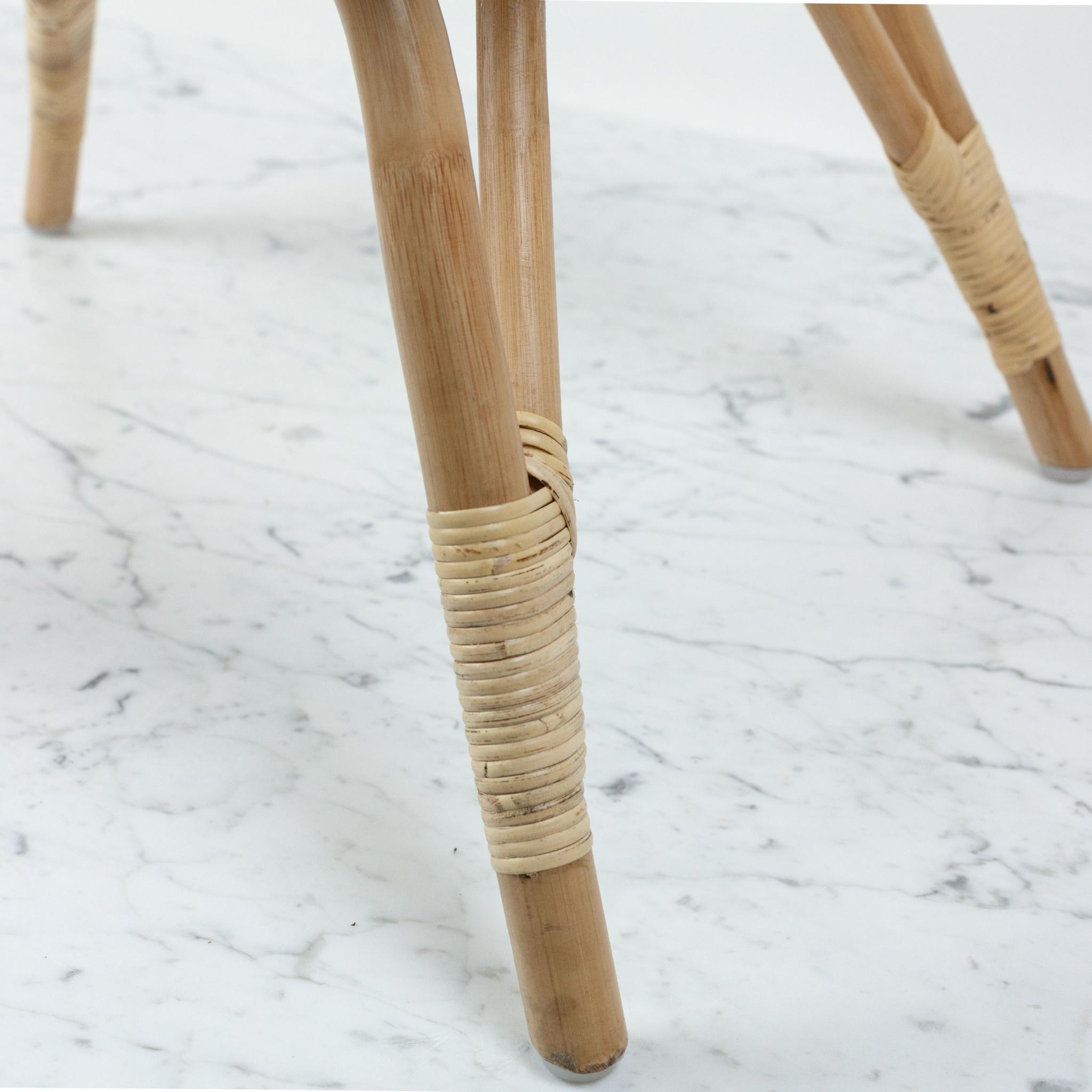 Sika-Design Monet Rattan Footstool - Natural