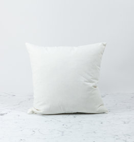 """Down + Feather Pillow Insert ONLY - 17 x 17"""""""