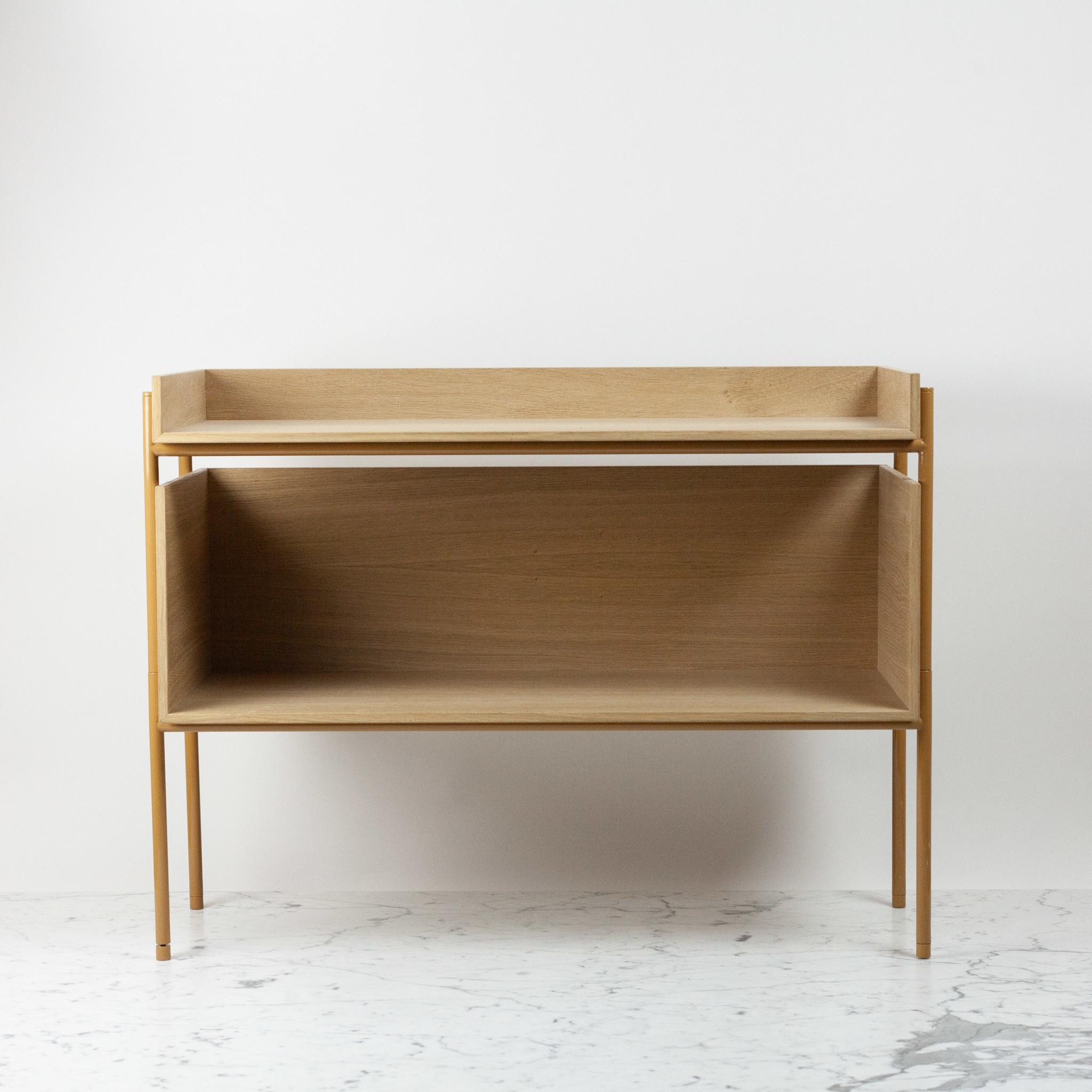 Skagerak Vivlio Stacking Shelf - Small - Ash
