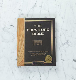 Christophe Pourny The Furniture Bible by Christophe Pourny
