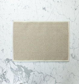 Sasawashi Bath Mat - Brown - Medium - 18 x 26""