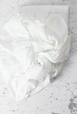 Complete Linen BEDDING Set  - King - White - Flat, Fitted, 4 Pillowcases, Duvet Cover