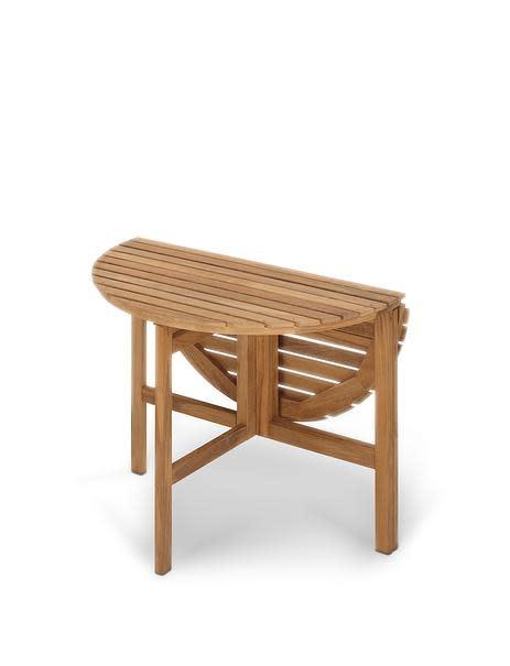 Skagerak Selandia Table - Teak - Round Folding Top