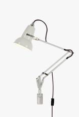 Anglepoise Original 1227 Mini Wall Mounted Lamp - Linen White