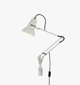 Anglepoise Original 1227 Mini Wall Mounted Lamp - Linen White