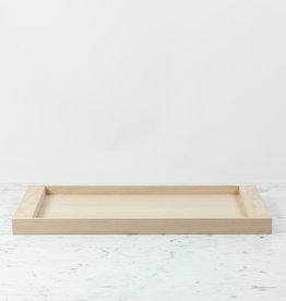Skagerak Danish Minimalist No. 10 Tray - Large - Oak