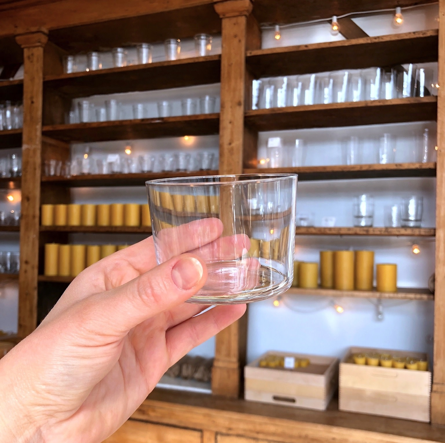 Gio Low Spanish Wine Glass