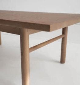 Sun at Six FLOOR SAMPLE - Yuba Coffee Table - Solid White Oak - Sienna