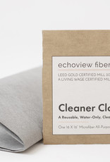 Water Only Cleaner Cloth - Small