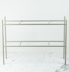 Skagerak Vivlio Stacking Shelf Frame - Silk Grey Steel
