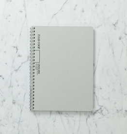 FOB Spiral Notebook - B5 - Cross Grid