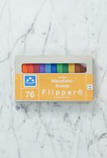 THREE STARS Flipper Chalk - Set of 12