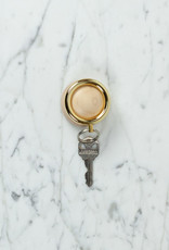 Timbre Magnetic Wood Key Holder - Gold + Maple