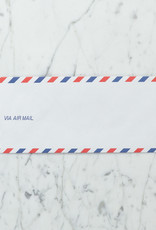 Airmail Envelopes - Size 4 - Set of 10