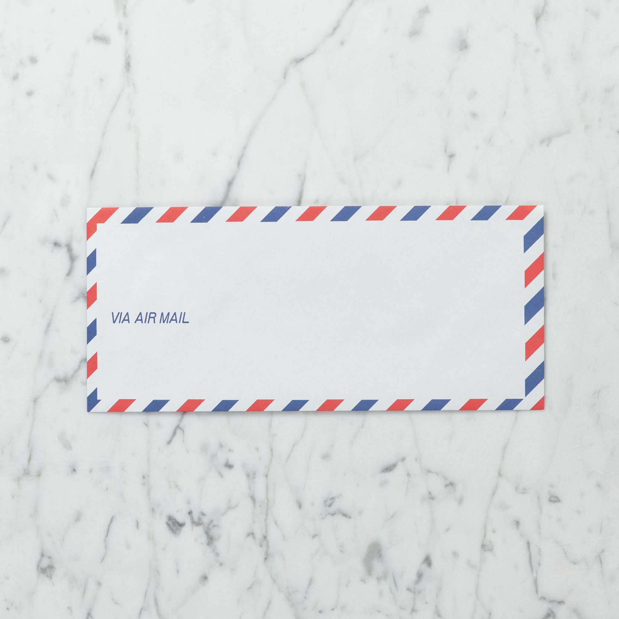 Airmail Envelopes - Set of 10 - Size 4