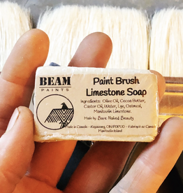 Beam Paints Manitoulin Limestone Brush Soap