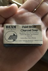 Beam Paints Grapevine Charcoal Brush Soap