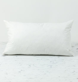 """12 x 20"""" Down Pillow Insert Only"""