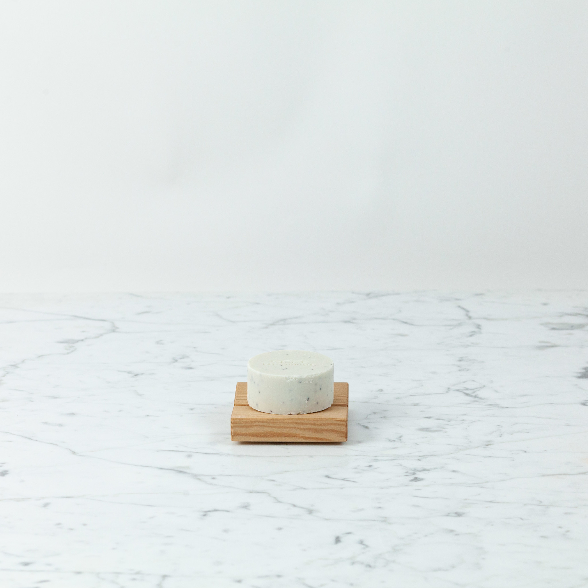 Red Pine Soap Dish - Short