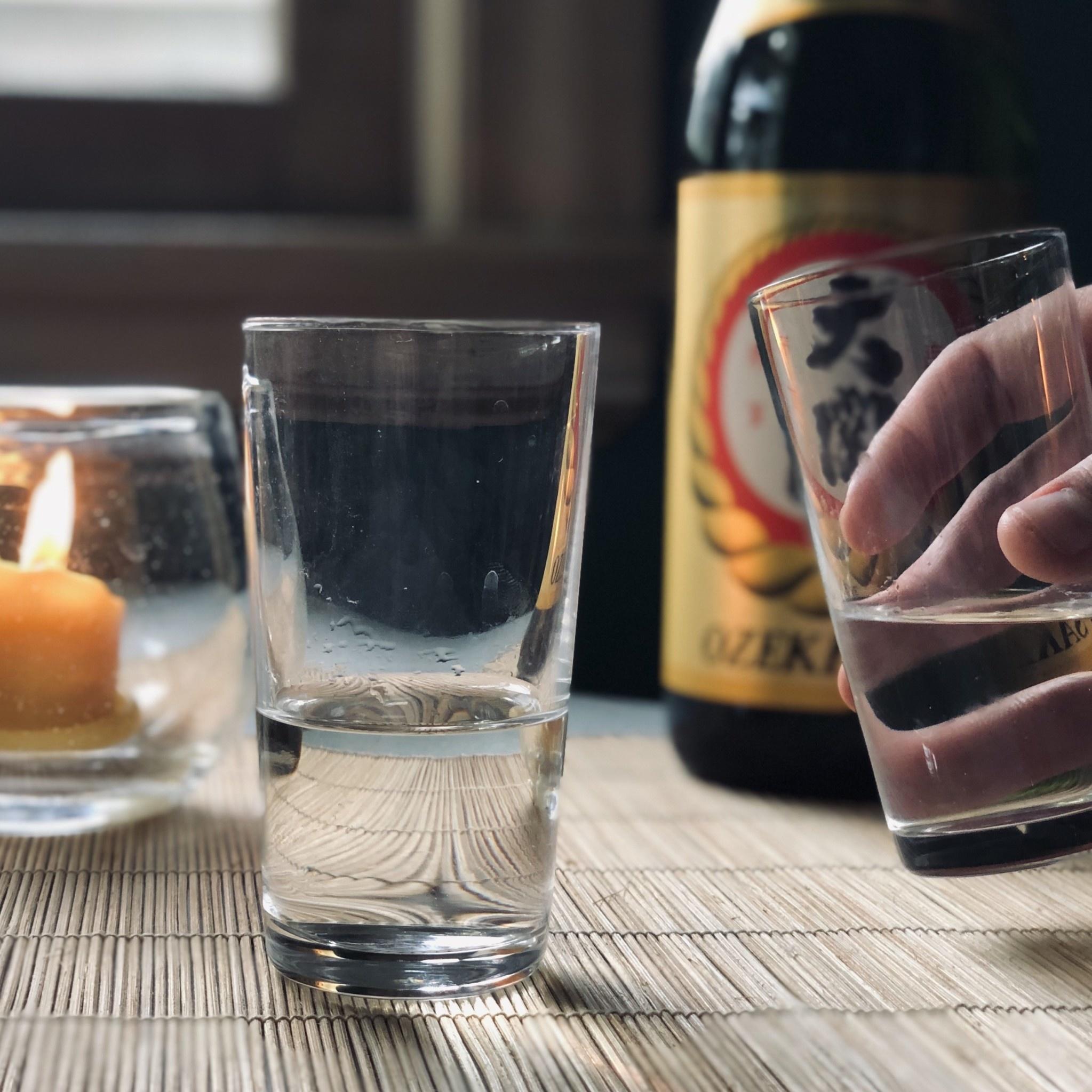 Japanese Seltzer Glass - Small - 5oz