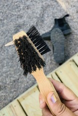 German Hiking Shoe Sole Brush and Cleaner