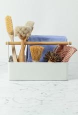Iris Hantverk Swedish Long Handle Dishbrush - Stiff Tampico Bristles