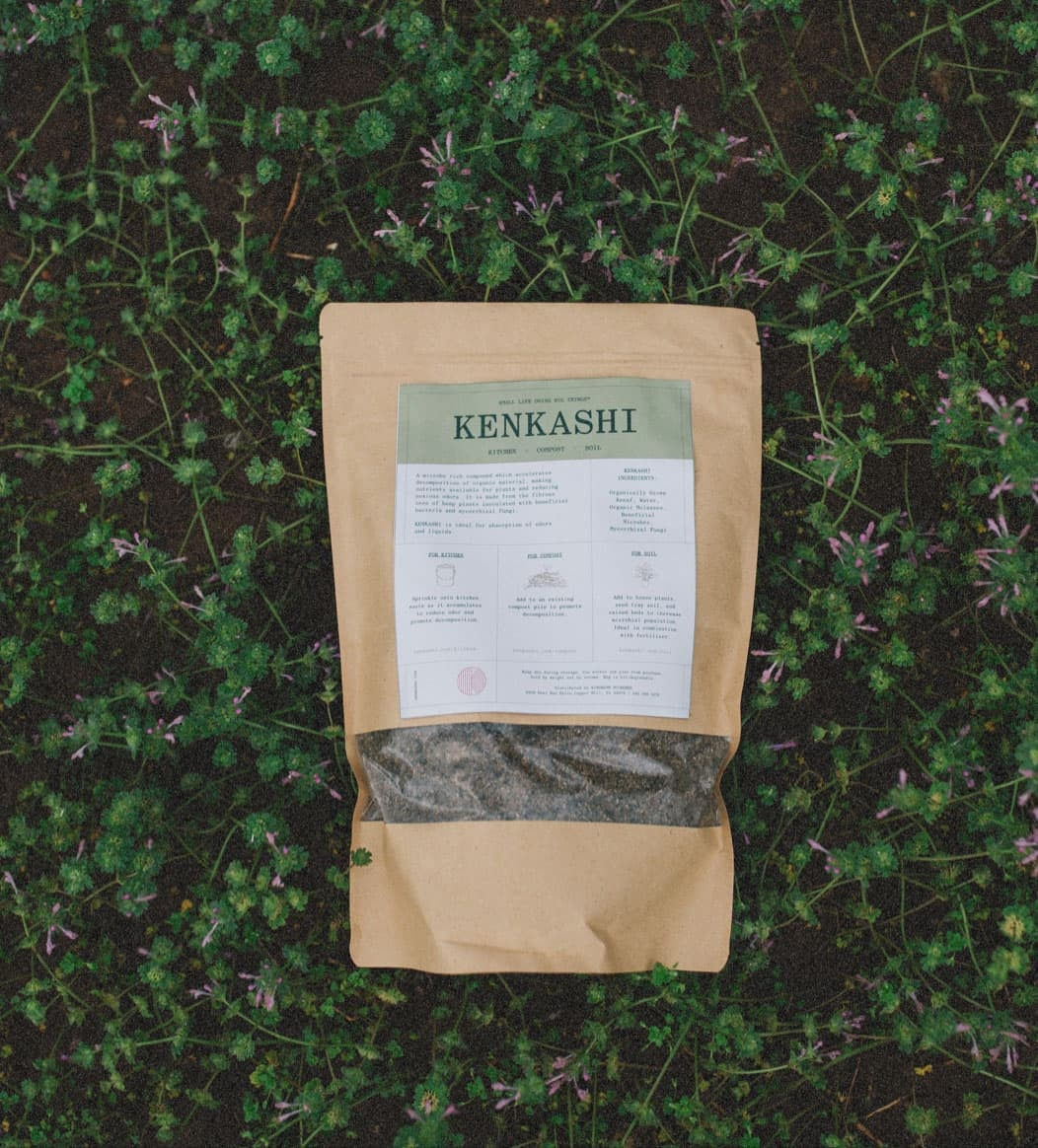 Meet Kenkashi: A Magic Microbial Bullet For Next-Level Compost