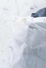 """Cotton Mesh Delicates Laundry Bag: Large- 14"""" x 17"""""""