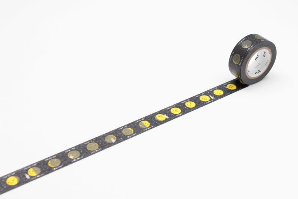 Washi Tape Single: Moon Phases