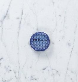 Washi Tape Single: Blue Dot Pattern