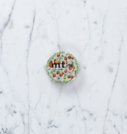 Washi Tape Single: Strawberries
