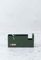 Large Desktop Tape Dispenser - Green