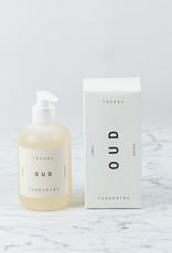 TGC Oud Organic Body Wash - 11.8 oz