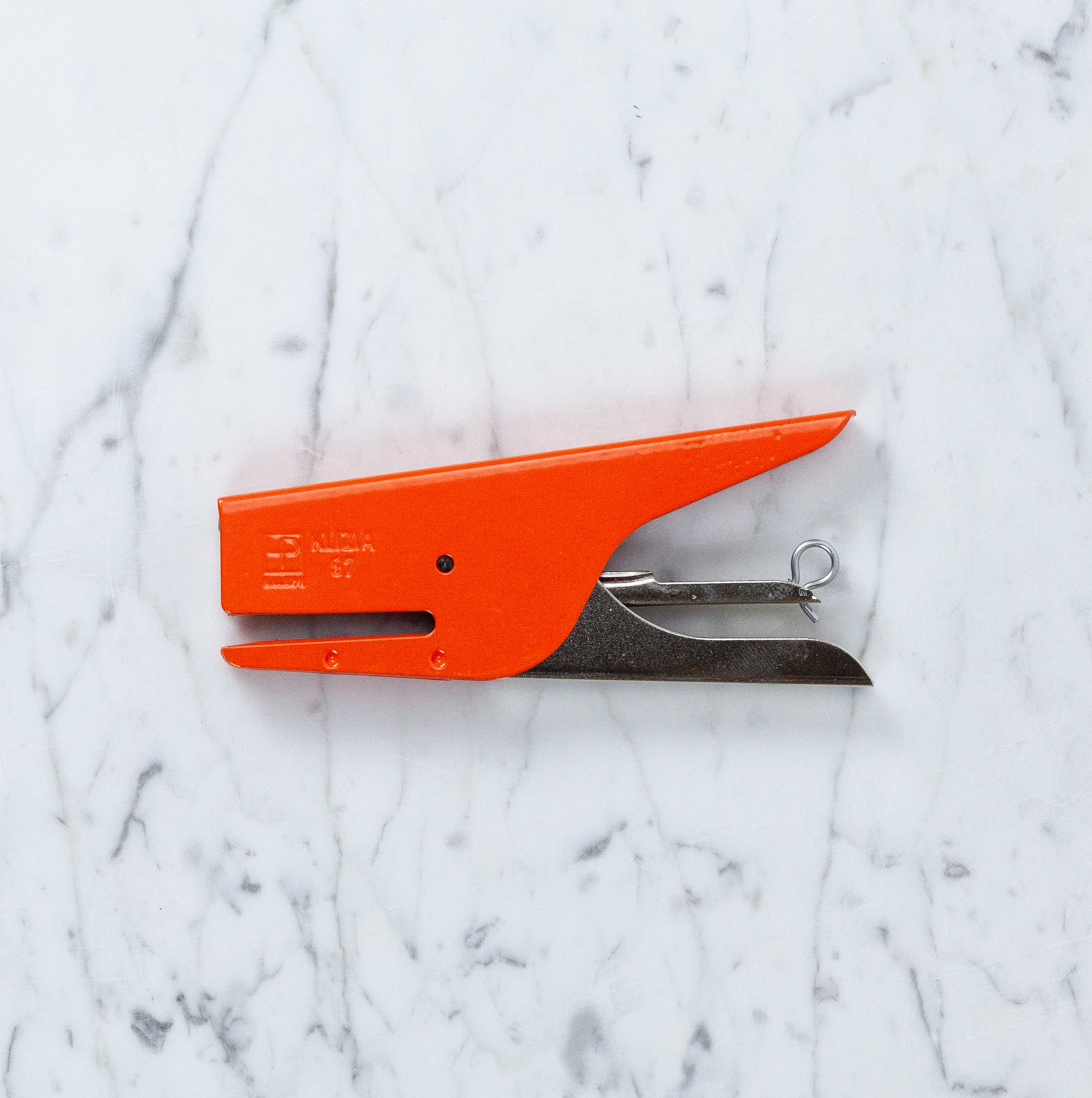 Klizia Italian Stapler - Orange