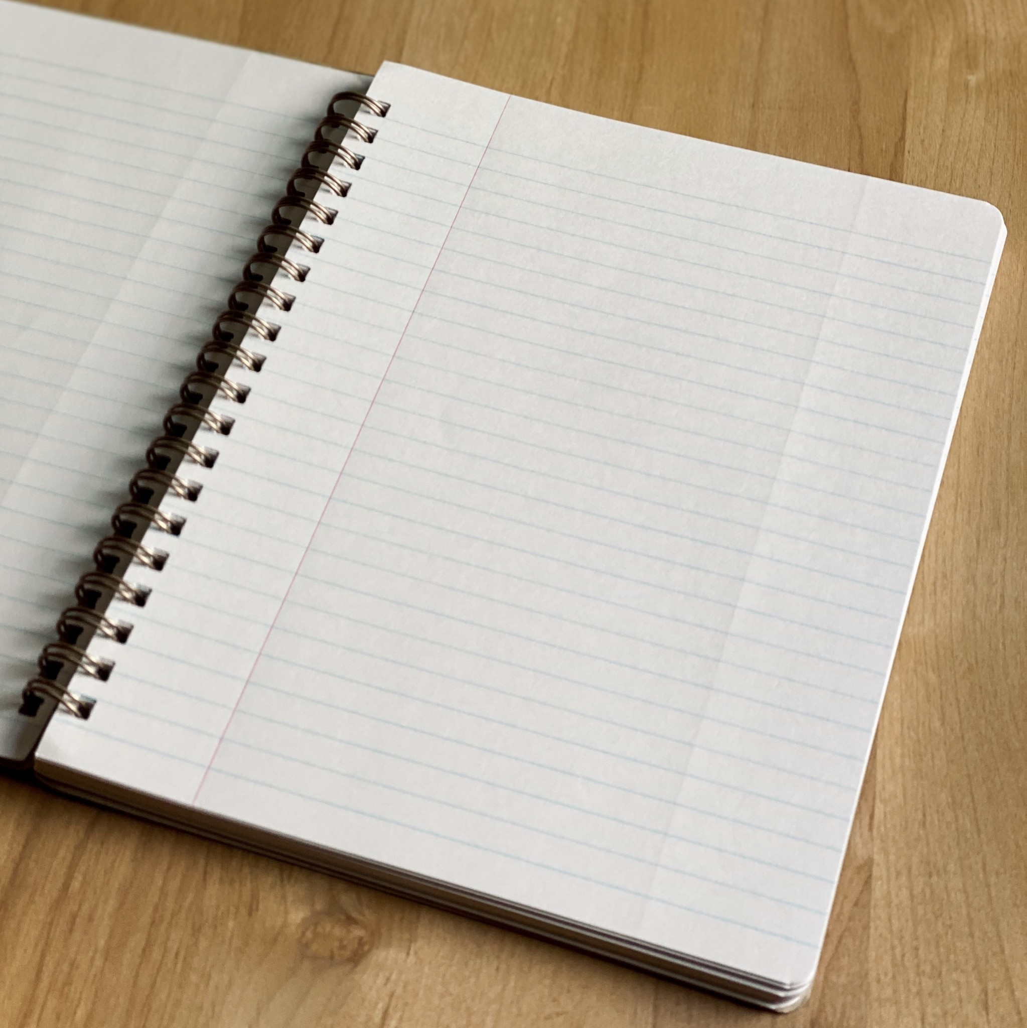 "Penco Spiral Notebook - 7 x 8"""