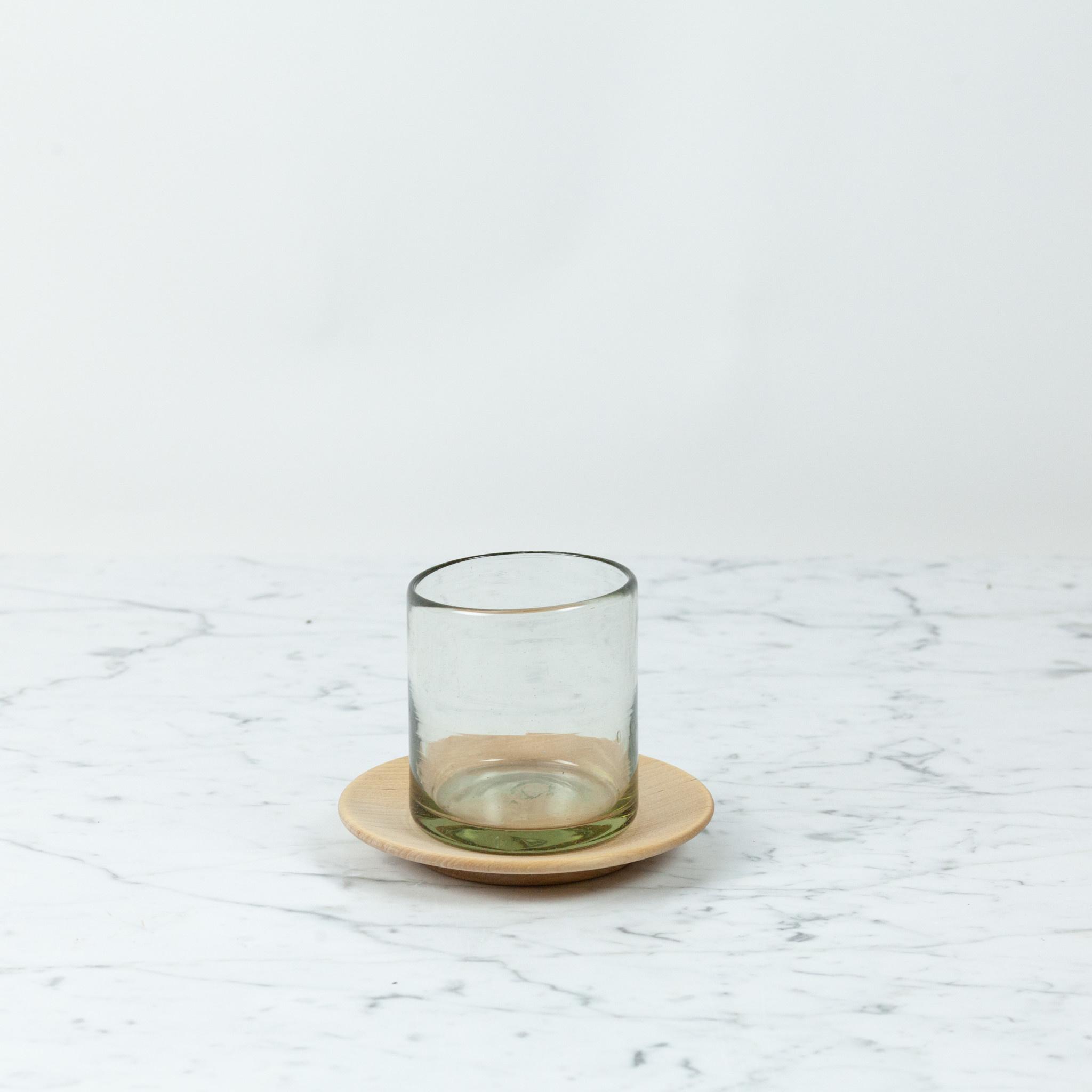 "Iris Hantverk Oiled Birch Plate - Large - 5.5"""