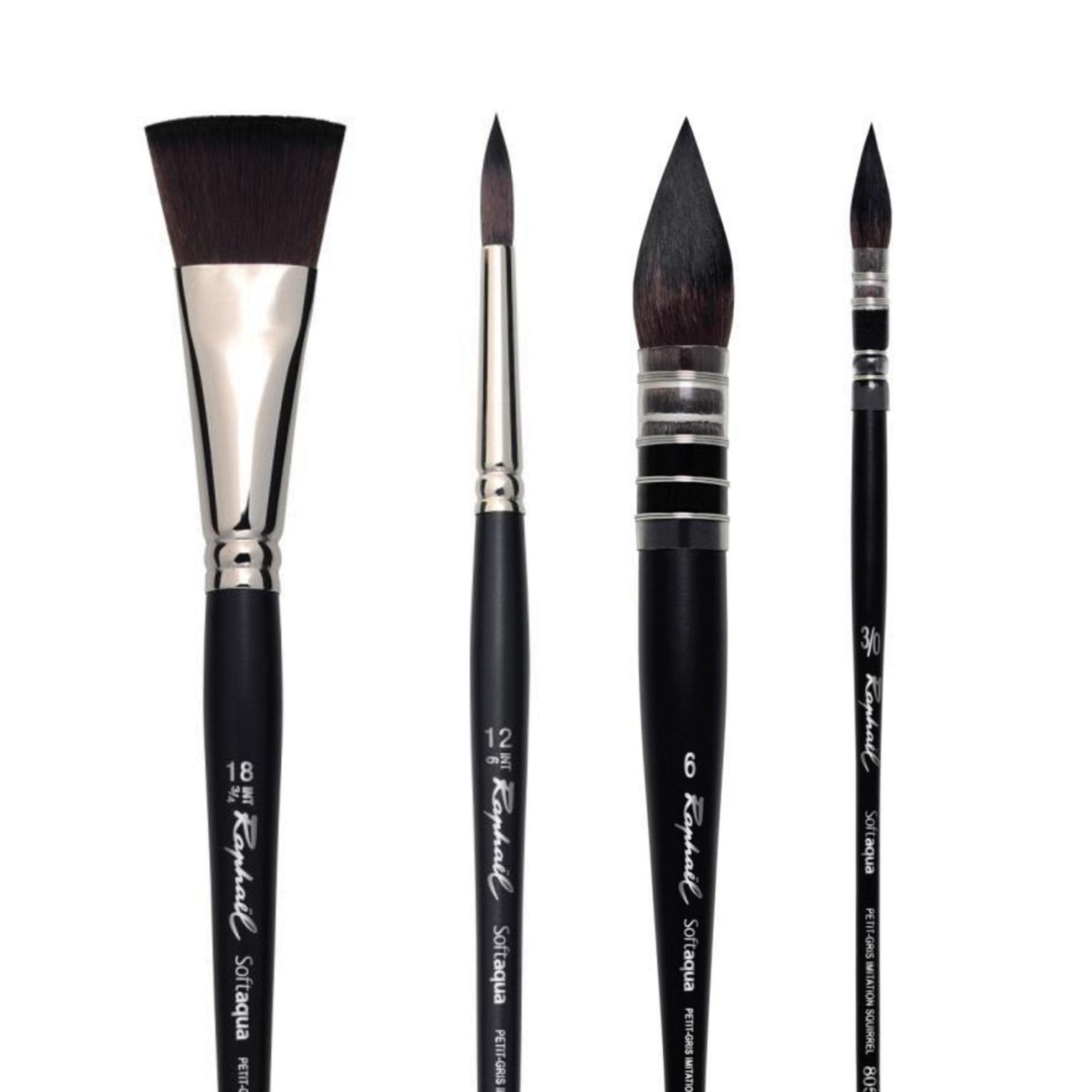 Savoir Faire SoftAqua Quill Brush - Size 02