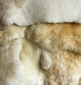 Tierra del Fuego Rustic Sheepskin - Cream