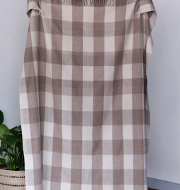 The Tartan Blanket Co Recycled Wool Blanket - Jacob Tartan